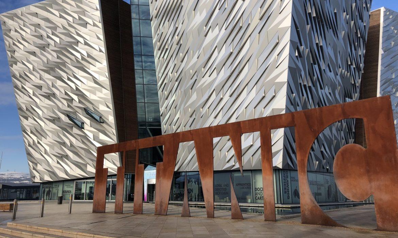 Titanic Belfast building