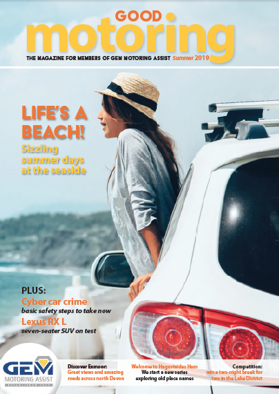 Good Motoring, Summer 2019: full feature on relay theft and connected vehicle security vulnerabilities